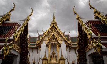 The Ornamental Architecture of Thailand