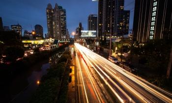 The Crazy Streets of Bangkok