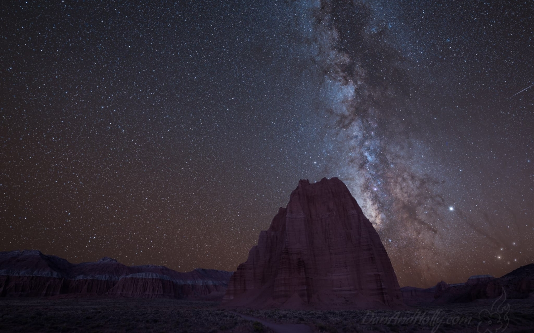 Temple of the Sun and the Milky Way