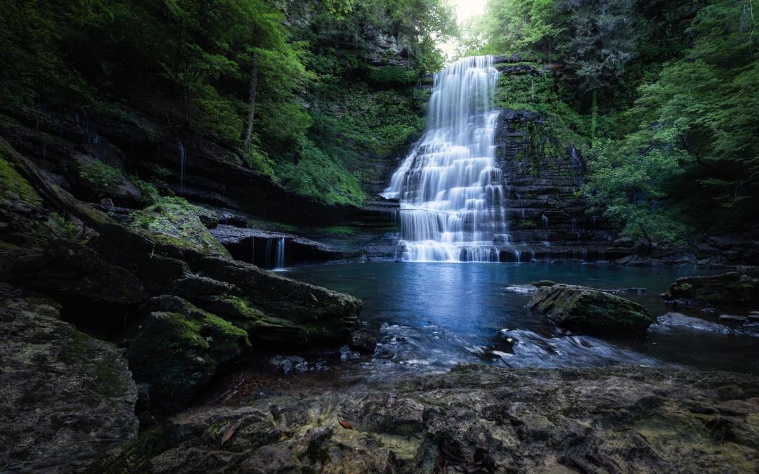 Cul-Car-Mac Falls – Prettiest Falls in Tennessee?