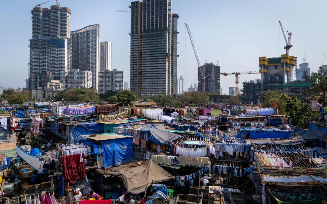 The Dhobi Ghat – Outdoor Laundry