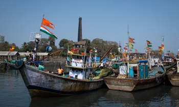 Indian Fishing Boats
