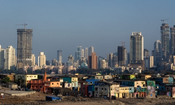Worli Fishing Village – Mumbai